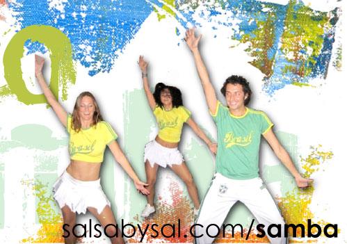 Samba Dallas by Beto