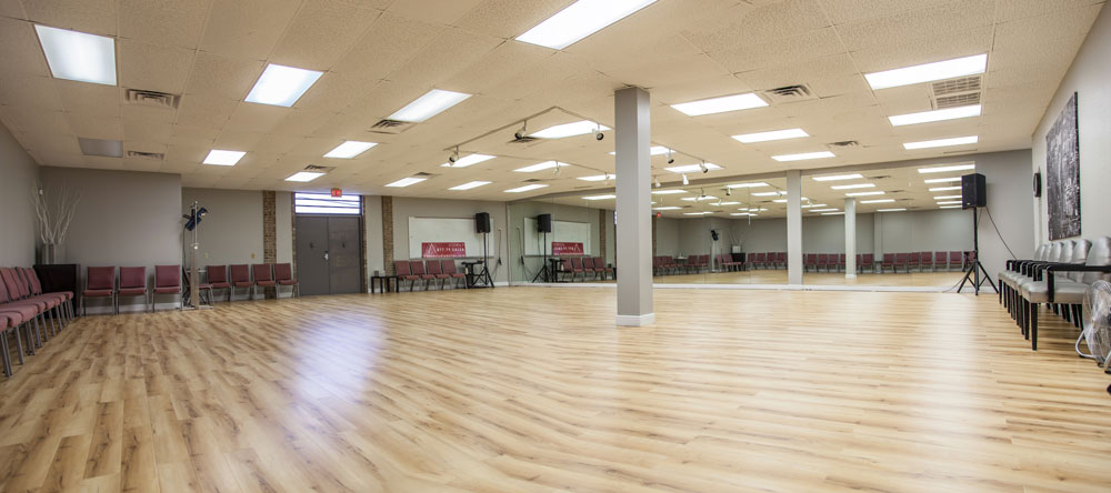 dance studio dallas, salsa lessons dallas, studio rental in dallas