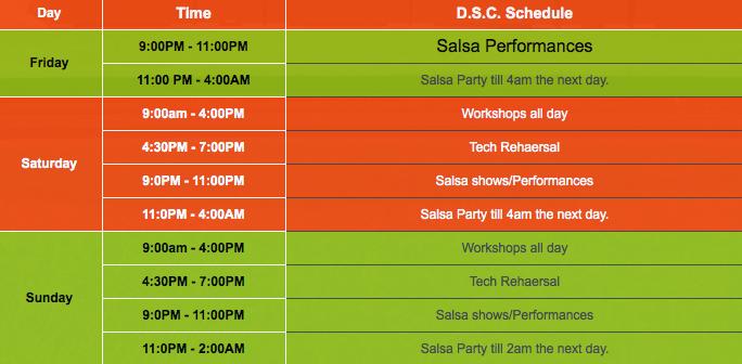 International Dallas Salsa Festival 2013