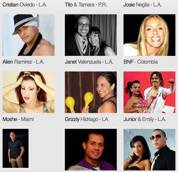 15TH ANNUAL LA SALSA FESTIVAL | CONGRESS