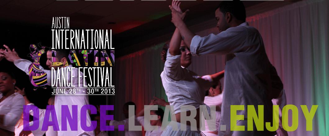 Austin International Dance Festival   June
