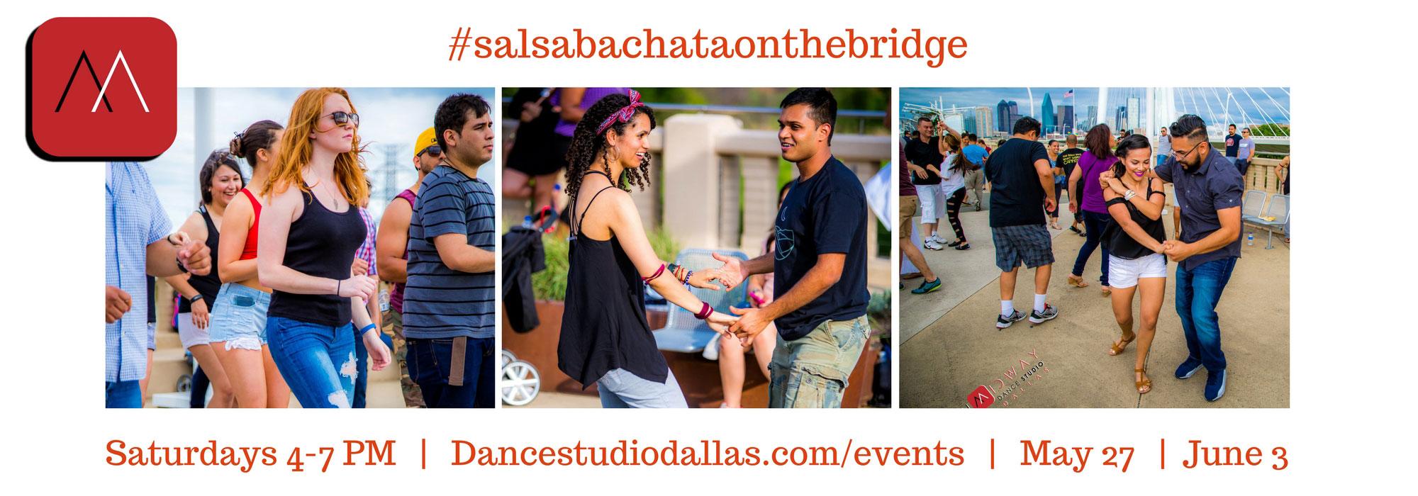 Salsa and Bachata Free Lessons